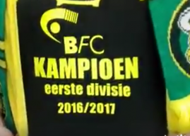 Smezo/BFC wordt kampioen en promoveert naar eredivisie